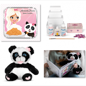 AmandaPandas Kreative Fun Box 1- spar 20%